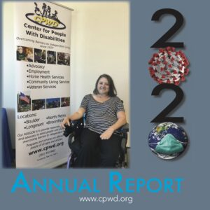CPWD 2020 Annual Report Cover